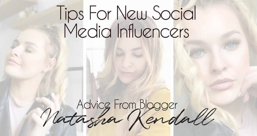 natasha kendall, social media influencer, influencer marketing, tips to make money on instagram, instagram sponsored posts